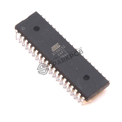 AT89C52 40-Pin Dip 8K Byte 8-Bit Microcontroller