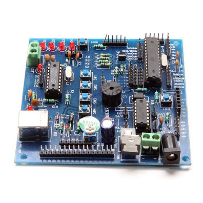 AtMega8 Robot Development Board