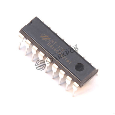 HT12E ASK Encoder IC for RF Remote Control