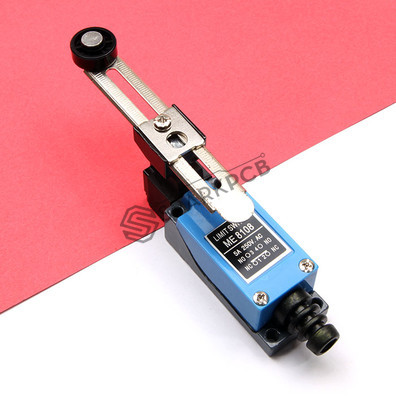 ME-8108 Momentary Rotary Adjustable Roller Lever Limit Switch