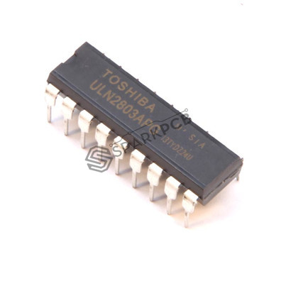ULN2803 High Current Darlington Transistor Array