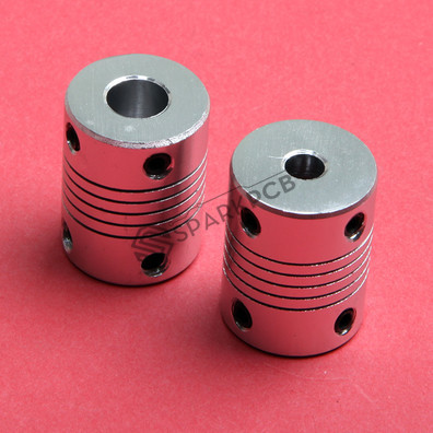 5mm to 8mm Shaft Coupling for 3D Printer
