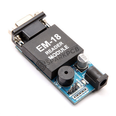 EM18 RFID Reader Module with Serial and TTL Interface