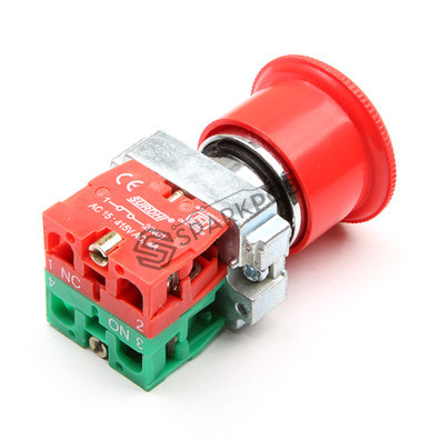 Metal Emergency Stop Push Button Switch
