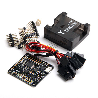 Naze32 Flight Control with Case for Quadcopter
