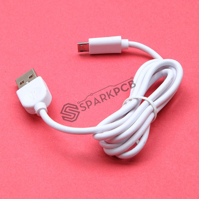 Raspberry Pi 2 or 3 Micro USB Power Cable