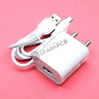Raspberry Pi 5V 2 Amp AC Adaptor with Cable