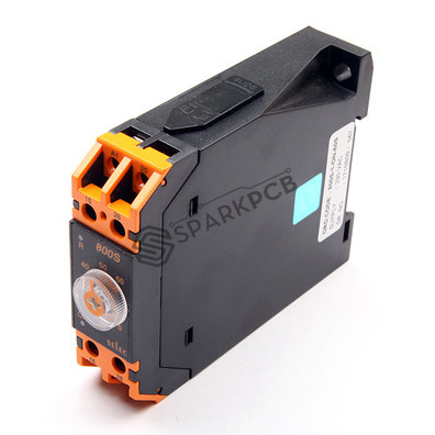 Selec 800S 230V 60 Seconds Din Rail Timer